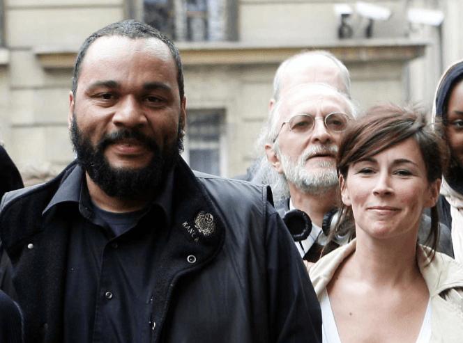 Dieudonné et Noémie Montagne condamnés en appel pour abus de biens sociaux, fraude à la TVA… !