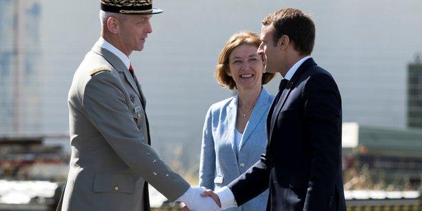 La grosse fatigue de l'armée et le général Lecointre en plein « burn out »