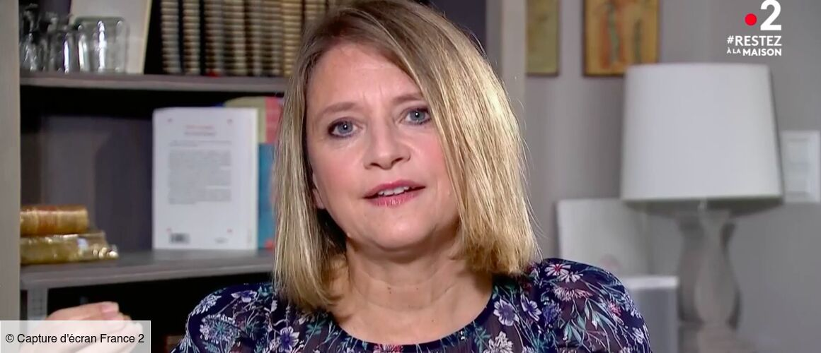 Karine Lacombe mise en difficulté par un journaliste sur l'hydroxychloroquine et le Pr. Raoult