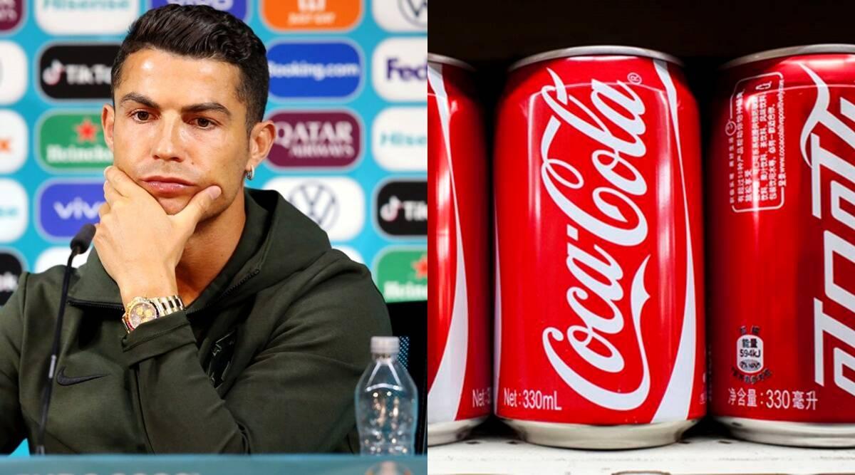 Cristiano Ronaldo fait la promotion de l'eau, Coca-Cola perd 4 milliards de dollars !