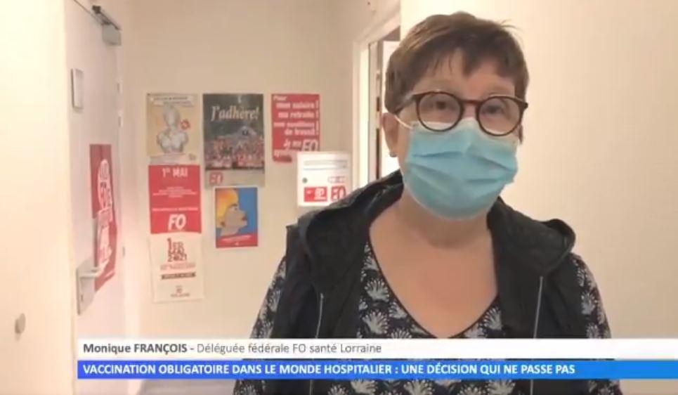 Vaccination obligatoire : le personnel soignant exprime sa perte de confiance envers ce gouvernement