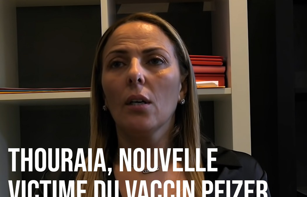 Encore une nouvelle victime du vaccin Pfizer !