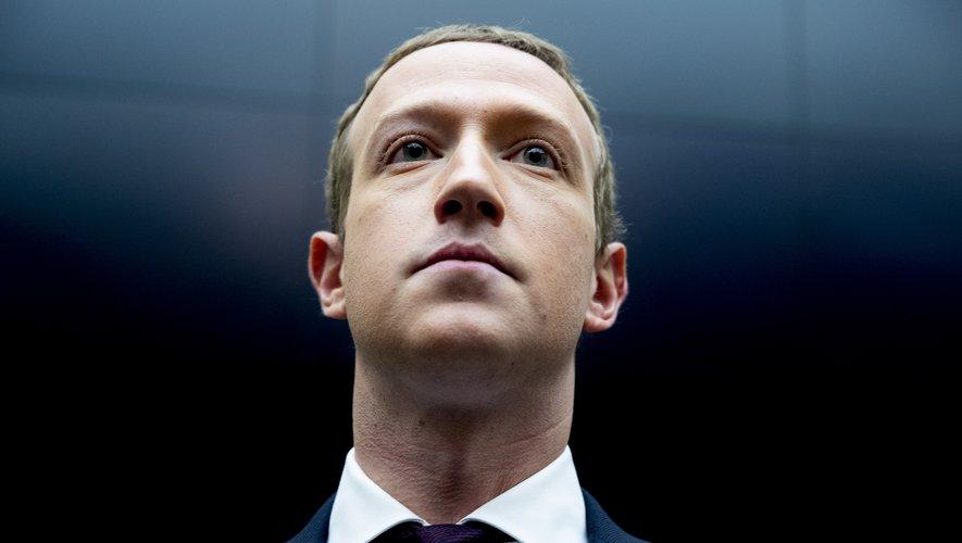 Facebook a payé 5 milliards de dollars pour protéger Mark Zuckerberg d'un procès