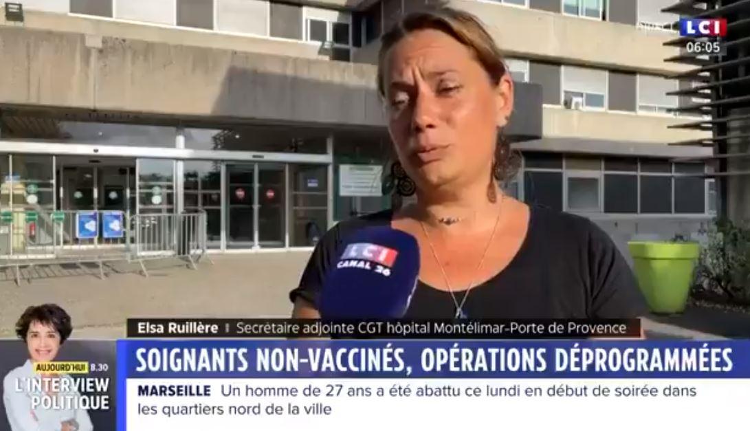 Obligation vaccinale : déprogrammation des chirurgies faute de personnel soignant !