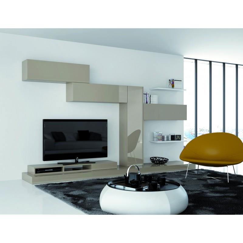 meuble tv sur mesure en bois massif