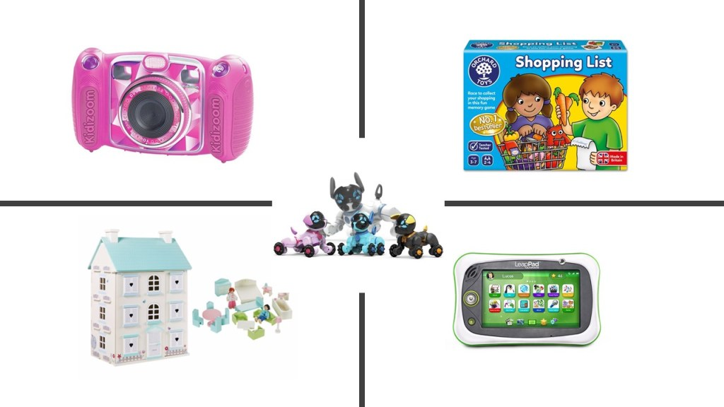 Christmas Gift Ideas: My 4 year old Daughter