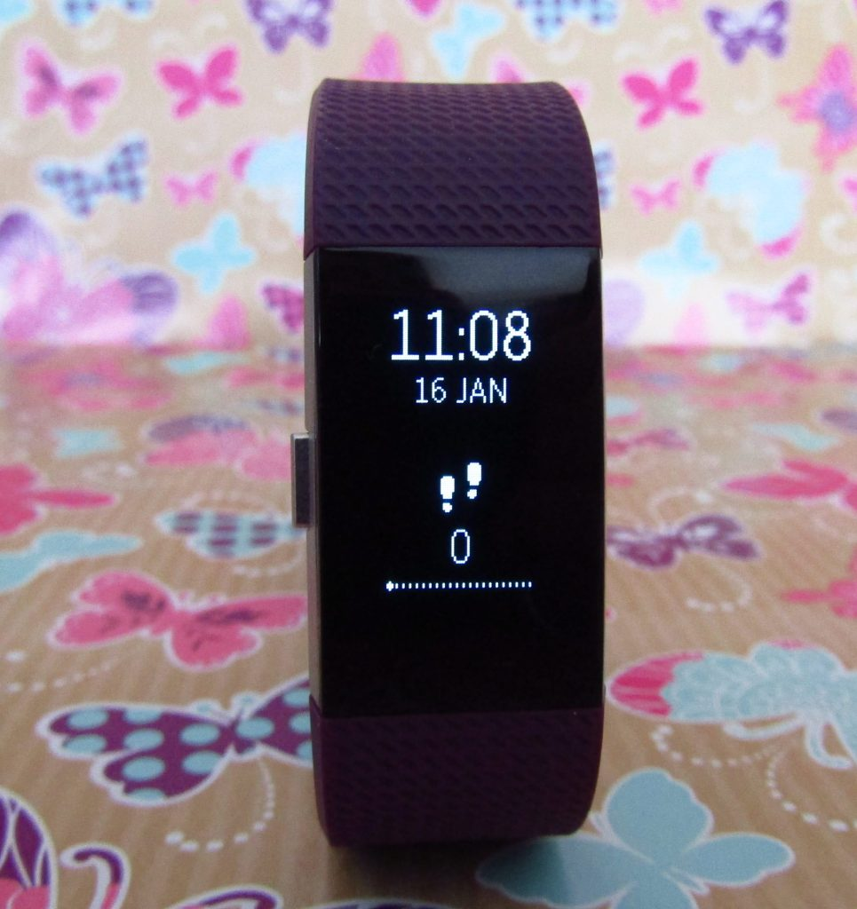 My New Fitbit Charge 2 Watch
