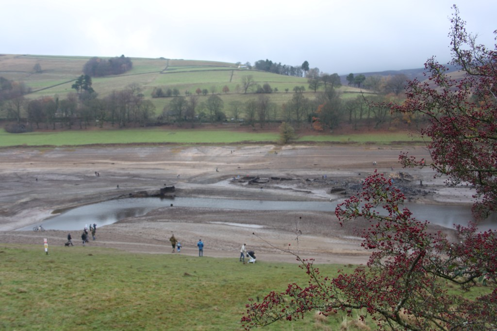The Re-Emergence of the Submerged Derwent Village