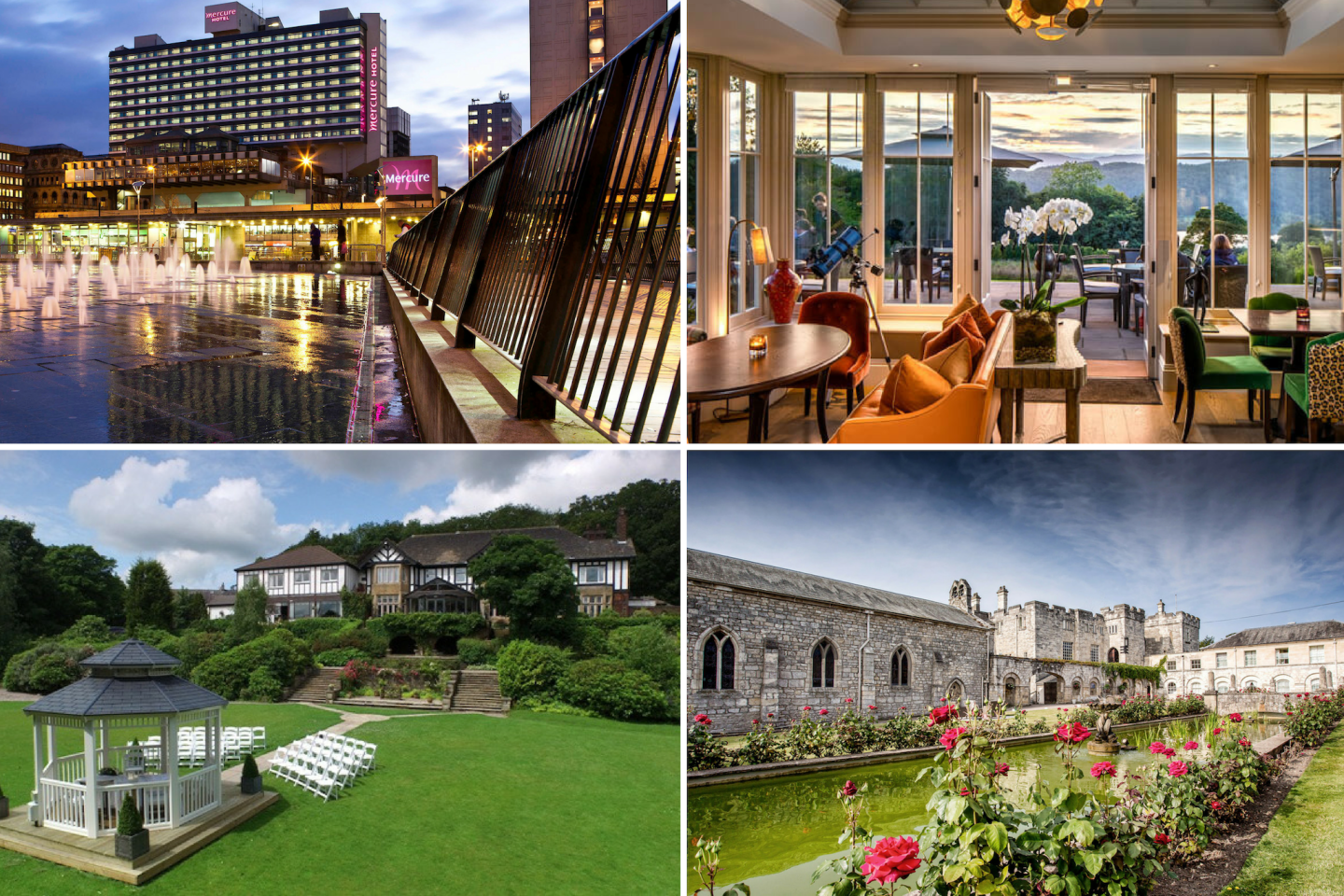 10 Hotels in the North West on My Bucketlist!