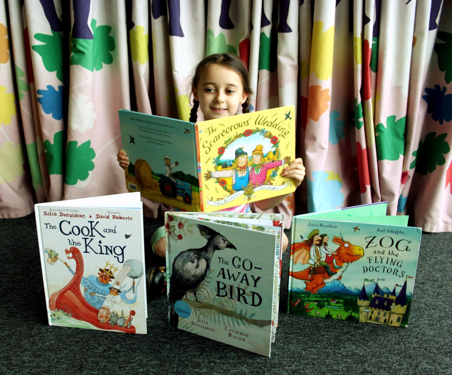 Our Favourite Julia Donaldson Books (A 5-Year Old's Review)