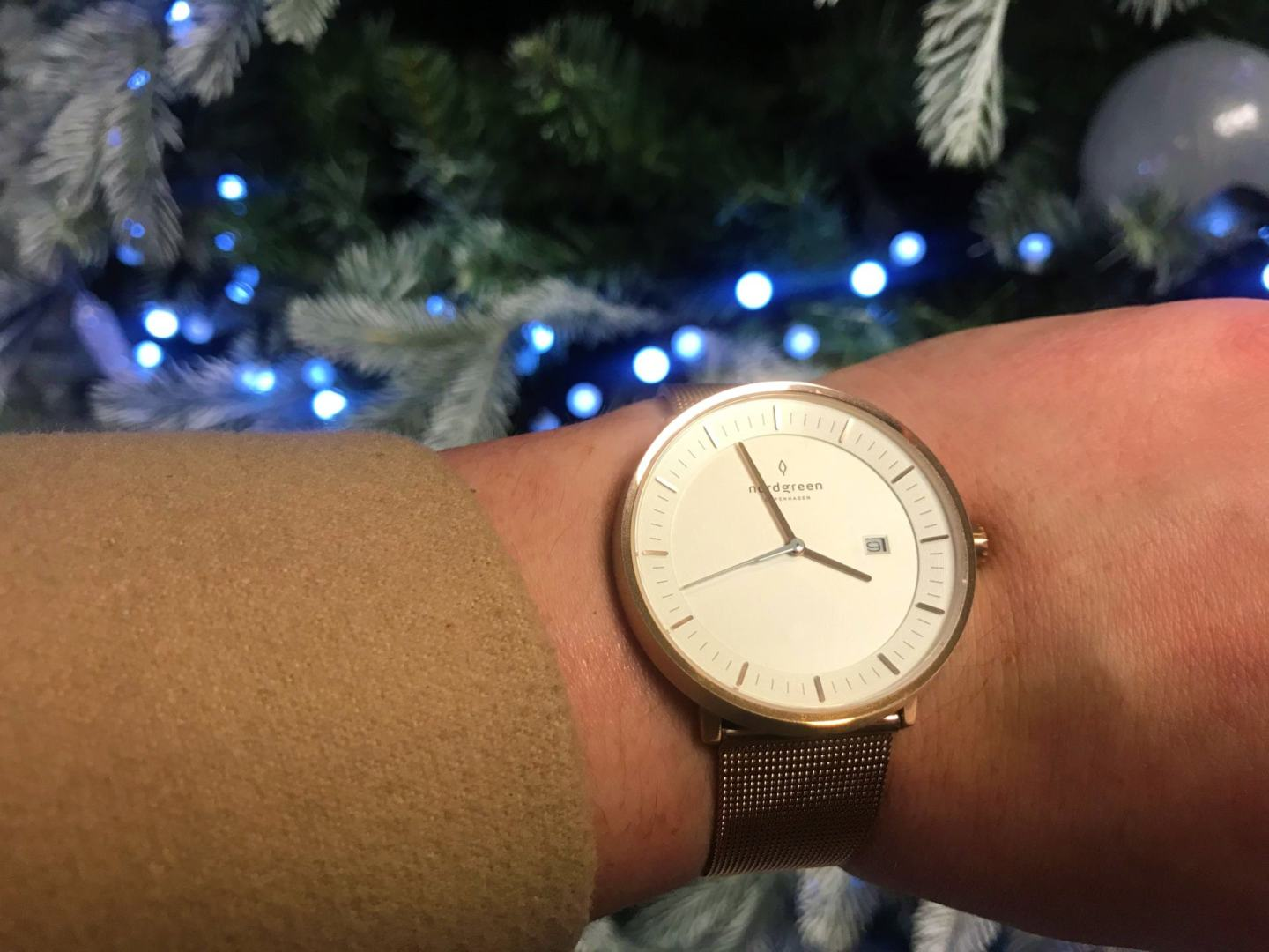 On the Countdown to Christmas with Nordgreen Watches