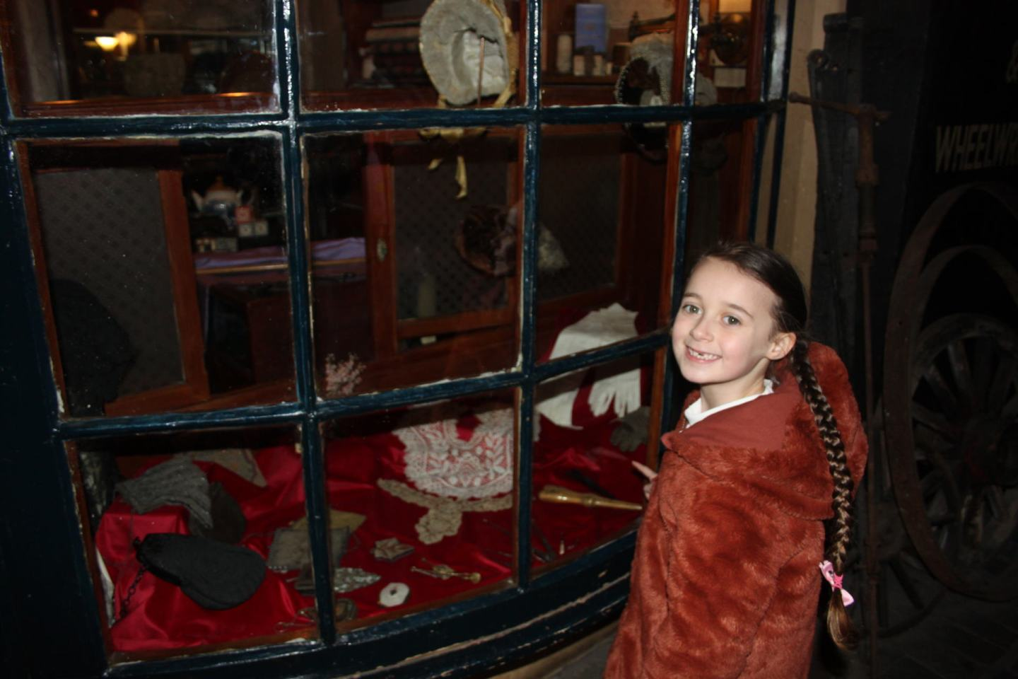 Half Term Fun at Salford Museum and Art Gallery