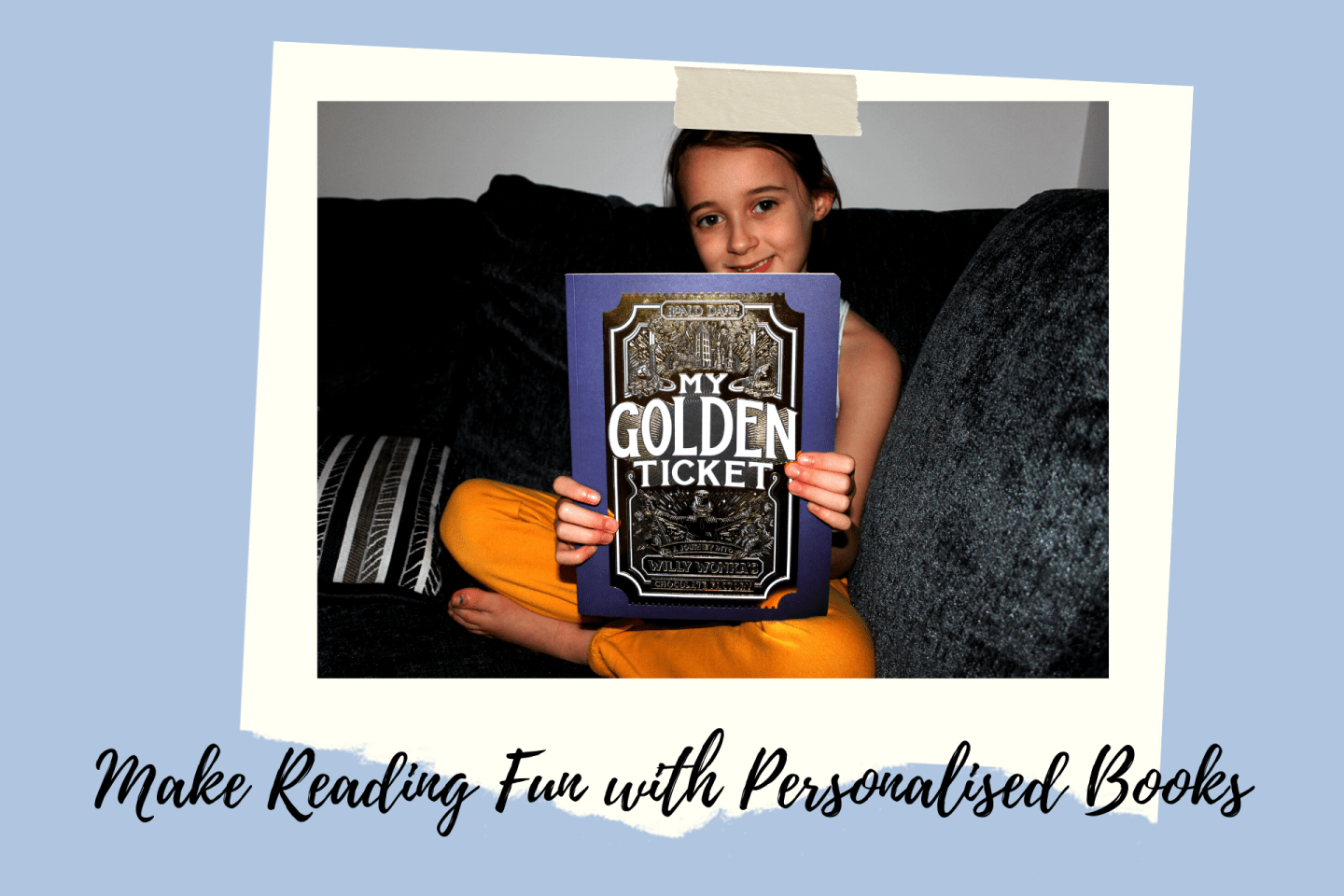 Make Reading Fun with Personalised Books