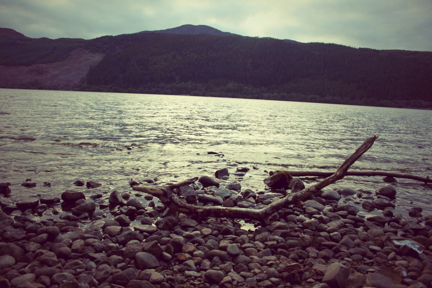 Lake monsters on the Loch Ness