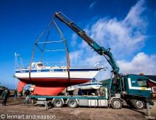 Sjösättning för nya exotiska mål