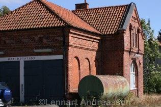 Old Fire Station, Jordberga Sockerbruk