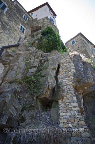 Besök i den medeltida bergsbyn Ceriana
