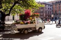 Blomstertransport