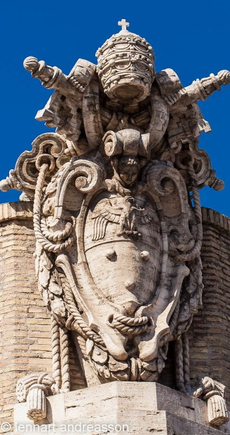 Vapensköld Vatikanstaten