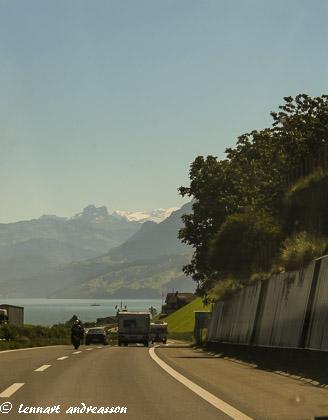 Motorväg Schweiz