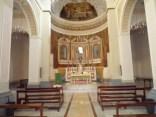 Sala Consilina: Interno della Chiesa di San Pietro (foto P.Petrocelli)
