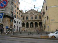 Piazza Vittorio: Chiesa di S.Eusebio (foto P.Petrocelli)