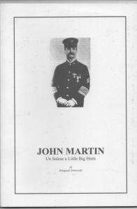 Pasquale Petrocelli: John Martin, un Salese a Little Bighorn