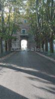 Tenuta Castelporziano: Ingresso del Borgo