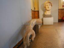 Centrale Montemartini: Statua della Fortuna