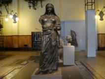 Centrale Montemartini: Agrippina minore