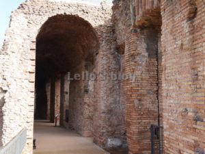 Circo Massimo: sotterranei della Cavea