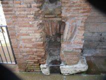 Circo Massimo: latrina