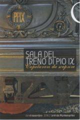 Centralke Montemartini: Sala del treno di Pio IX