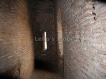 Porta Asinaria: Camminamenti