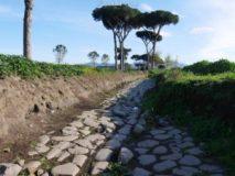 Parco degli Acquedotti : Via Latina