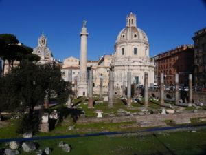 Fori Imperiali: Foro di Traiano