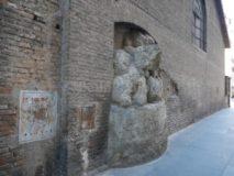Auditorium di Mecenate: Mura Serviane