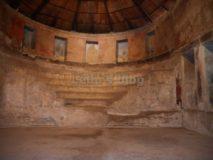 Auditorium di Mecenate: le nicchie superiori