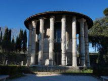Il Tempio di Ercole Olivario: Tempio di Ercole Olivario