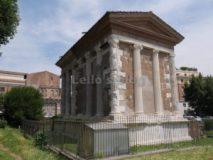 Tempio di Portuno (retro)