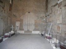 Tempio di Portuno: l'interno