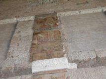 Tempio di Portuno: affreschi