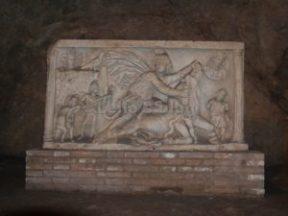 Tauroctonia del Mitreo del Circo Massimo