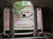 Porta S.Sebastiano: Ingresso al Sepolcro degli Scipioni