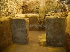 Vicus Caprarius: cisterna