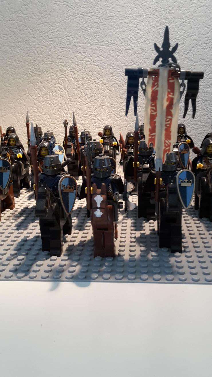 Les cavaliers du royaume de l'Est