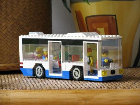 Le bus TPG Citaro