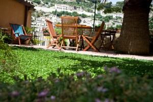 Giardino | Le Lumie B&B | Modica