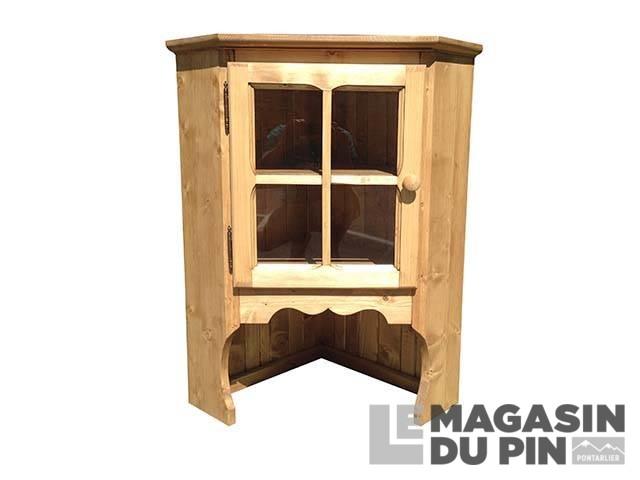 meubles d angle en pin massif le
