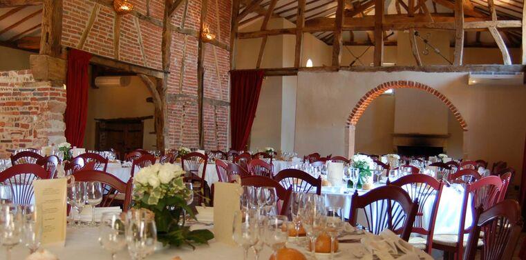 Mariage au Château de Luponnas - animations mariage
